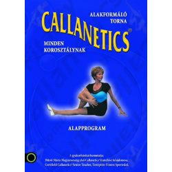 Callanetics Alapprogram DVD