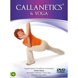 Callanetics & Yoga DVD