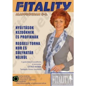 Fitality DVD
